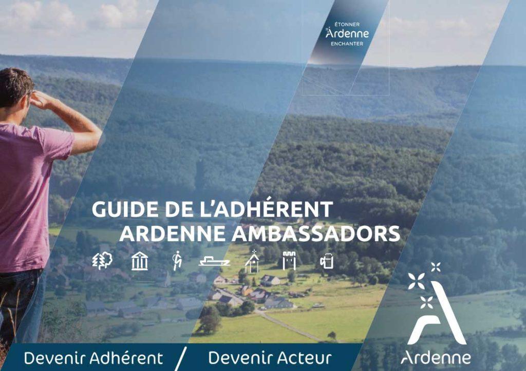 Marque Ardenne - Guide de l'Adhérent et de l'Acteur