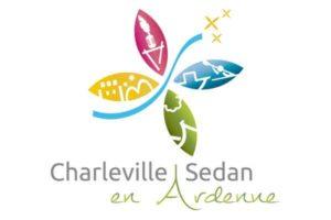 Logo Office de Tourisme Charleville Sedan En Ardenne
