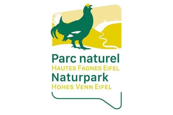 Logo Parc Naturel Hautes Fagnes Eiffel