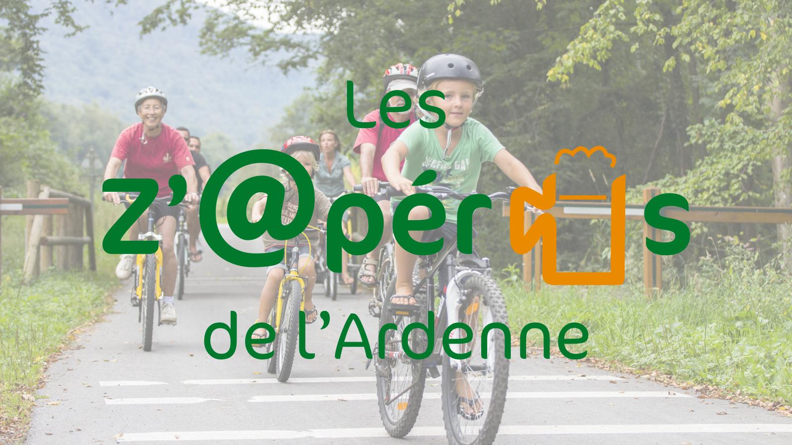 Vélo en Ardennes (c)Laëtis