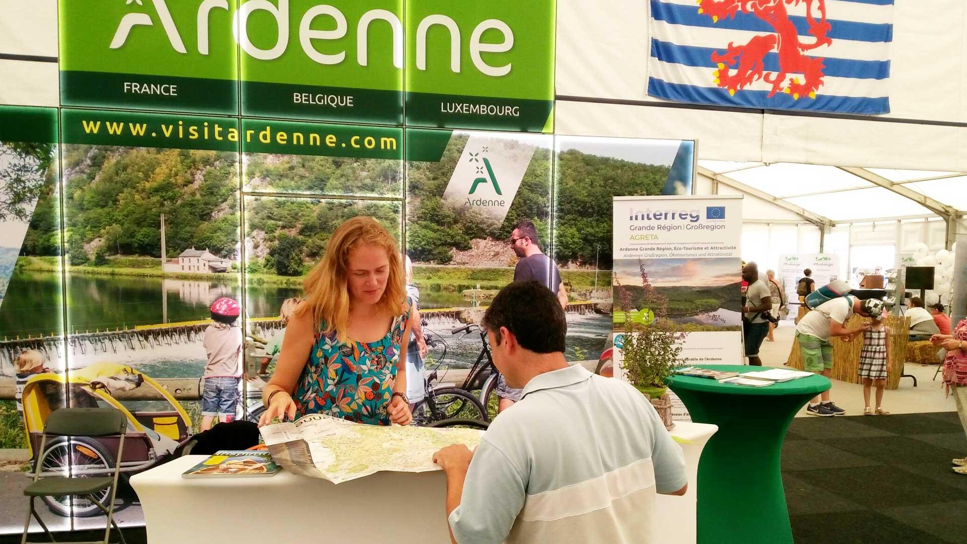L'Ardenne sur la foire agricole de Libramont 2018