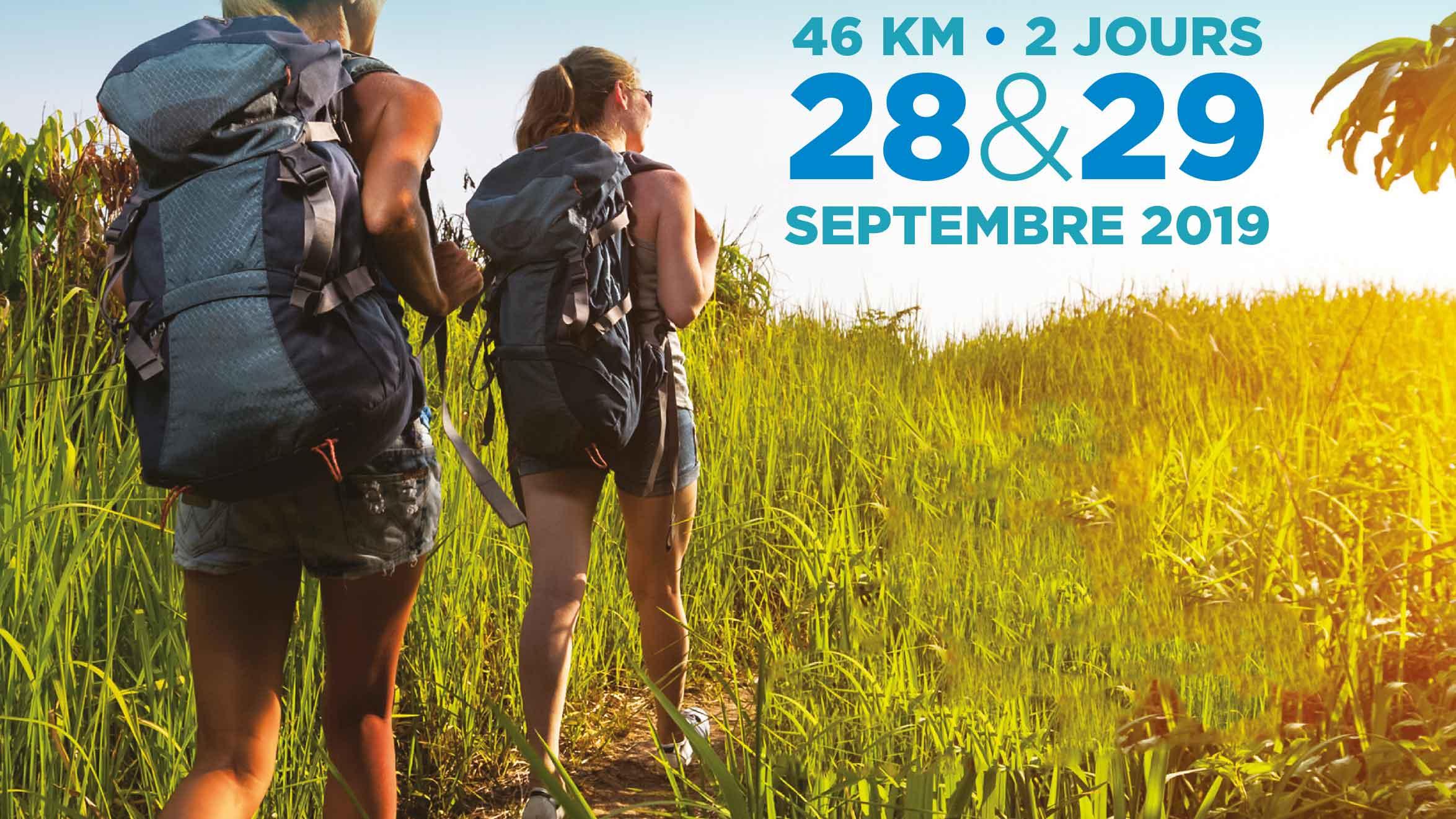 L'Ardenne sur la Rando Saint-Jacques 2019